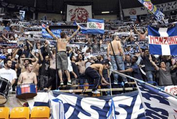 Fortitudo a Udine senza tifosi