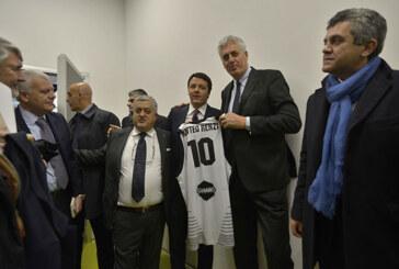 Villalta, una maglia per Renzi