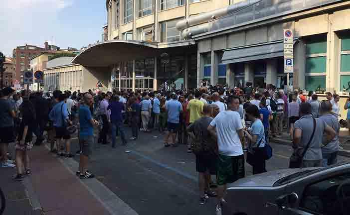 Fortitudo: polverizzati i biglietti per Forlì