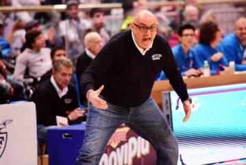 Fortitudo, coach Boniciolli pre Recanati