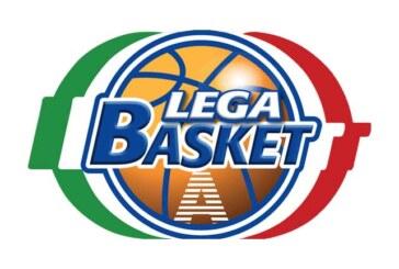 Serie A Beko: risultati e classifica 9 giornata