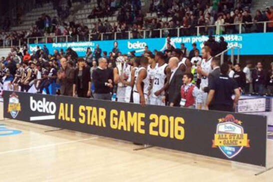 All Star Game Beko: vince il Cavit All Star Team
