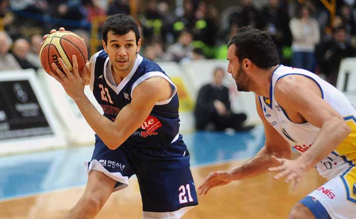 Fortitudo, Marco Carraretto a LNP pre match Chieti