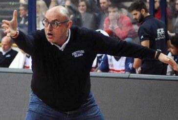 Boniciolli a LNP pre match Brescia finali Gara 5
