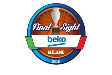 Beko Final Eight 2016: curiosita' e statistiche