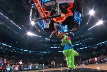 NBA: Slam Dunk Contest 2016