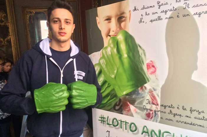 Ageop, anche la Fortitudo con l'iniziativa Lottoanchio