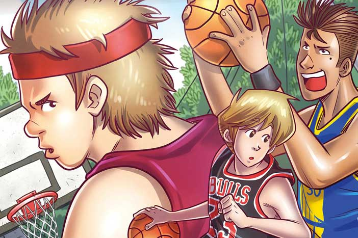 "Nasce ""Basket Case"", il fumetto sul basket"