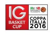 IG Basket Cup 2016: le info per i biglietti