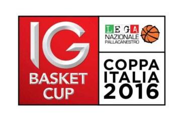 IG Basket Cup 2016 A2: i risultati delle semifinali