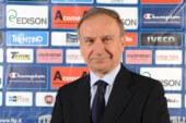 Virtus, le congratulazioni del presidente Petrucci