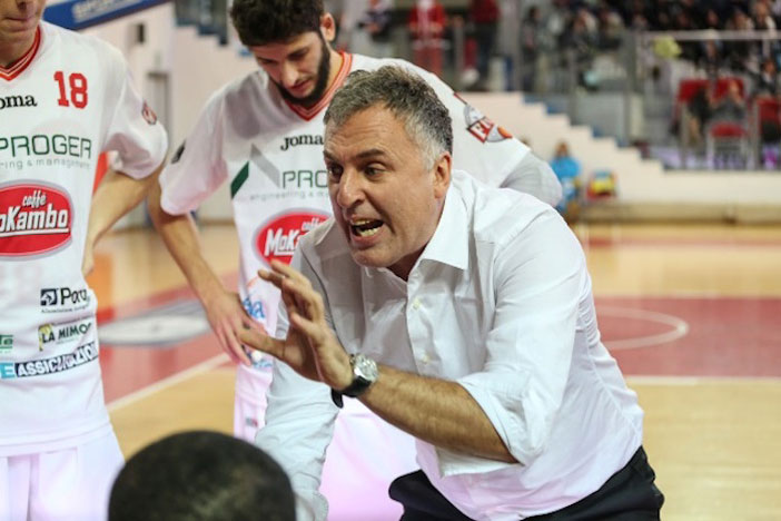 Chieti, Massimo Galli a LNP pre match Fortitudo