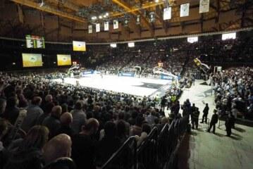 Coppa Italia LNP alla Unipol Arena?