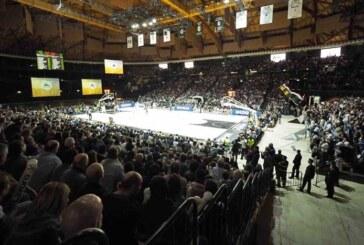 Unipol Arena a capienza… ridotta