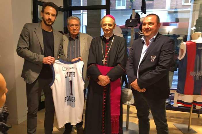 Fortitudo, incontro con Monsignor Matteo Zuppi