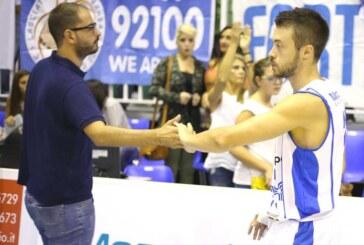Alessandro Piazza a LNP pre match Fortitudo quarti Gara 1