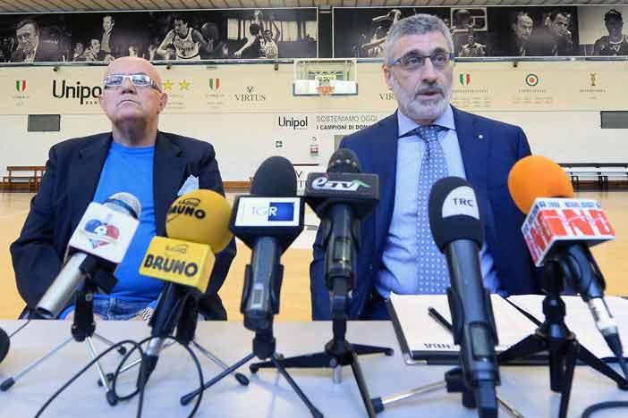 Pietro Basciano e Alberto Bucci, conferenza stampa completa