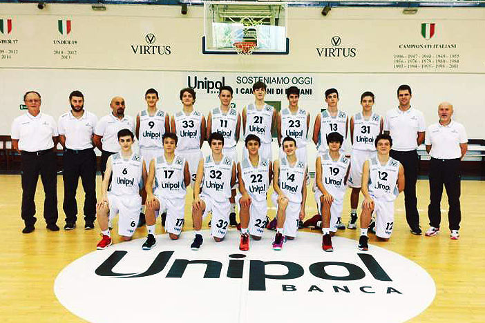 U15, Unipol Banca inizia con un successo la Finale Nazionale