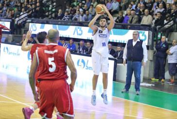 Fabi a LNP pre match Fortitudo semifinali Gara 2