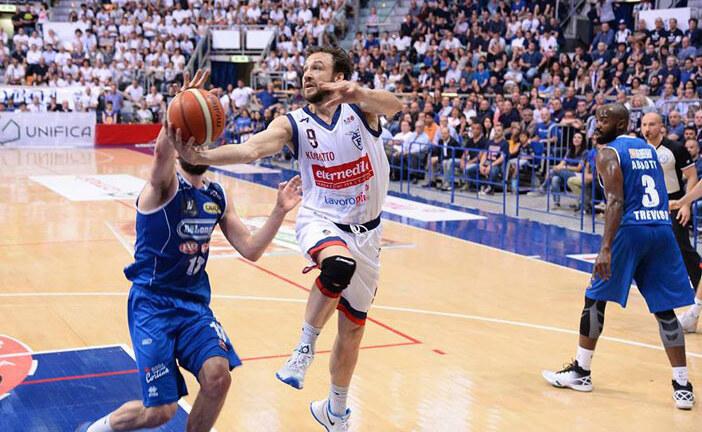 Lamma post match Brescia finale Gara 5