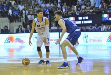 Moretti a LNP pre match Fortitudo semifinali Gara 4