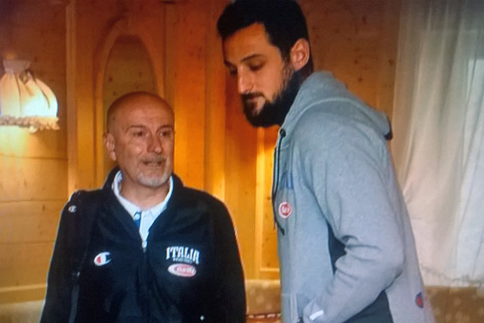 Virtus, EuroBasket visto da Giordano Consolini