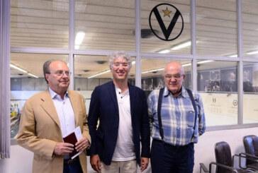 La presentazione di Julio Trovato, nuovo GM Virtus