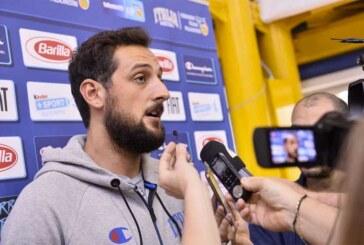 Pre raduno a Bologna, le parole di Marco Belinelli