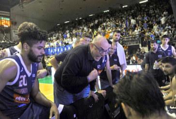 Boniciolli a LNP pre match Brescia finali Gara 3