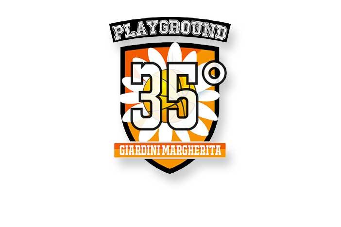 "Playground Giardini Margherita, 35. ""Centro Medico Attiva"""