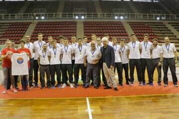 U18 prima vittoria contro Siena alla Finale Nazionale