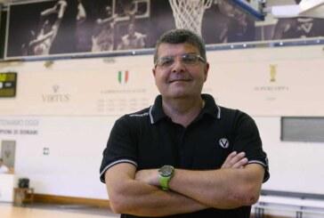 Virtus, Alessandro Ramagli post match Ferrara