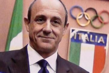 Messina premiato con la Palma d'Oro CONI
