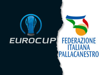 EuroCup, le italiane inserite nei gironi, il 16 luglio si decide