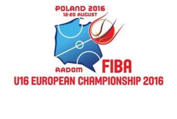 Europeo U16, azzurrini settimi al torneo