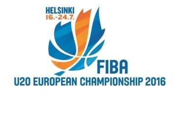 Europeo U20, la Nazionale di Candi inizia oggi, gara su YouTube
