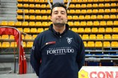 Antonio Pampani nello staff della prima squadra