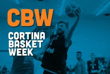 "Il prossimo week-end Virtus al ""Cortina Basket Week"""