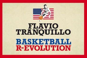 Flavio Tranquillo oggi all'Auditorium Enzo Biagi
