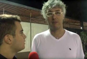 Julio Trovato ai microfoni di Alessio De Giuseppe