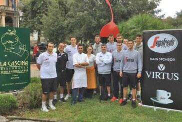 """Virtus, un caffé a """"La Cascina"""" di Montecatini"""