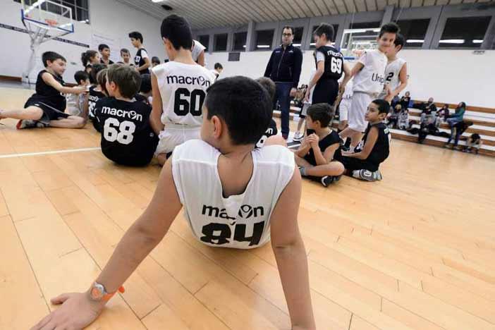 Virtus, iniziati i corsi minibasket 2016-17