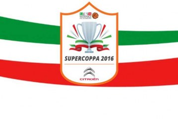 Citroën Supercoppa LNP, partita oggi la prevendita dei biglietti