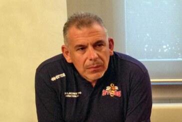 Alberto Martelossi pre match Imola