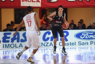 Virtus, Alessandro Pajola pre match Trieste