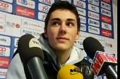 Alessandro Pajola post match Imola