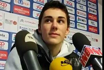 Virtus, Alessandro Pajola post match Recanati