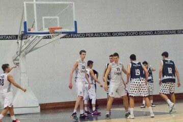 U14, nel derby l'Unipol Banca supera l'SG Fortitudo