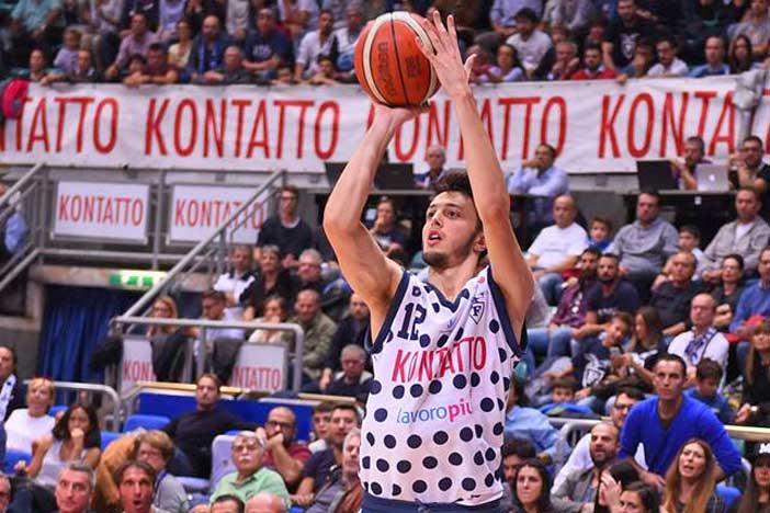 Ufficiale, Luca Campogrande a Montegranaro