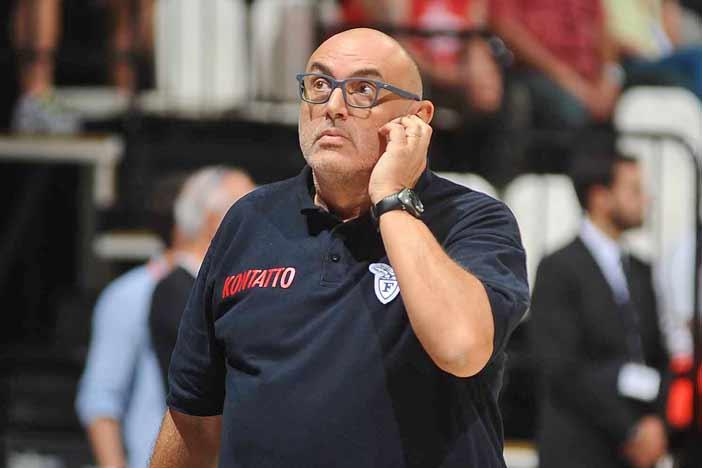 Fortitudo, Matteo Boniciolli post match Piacenza